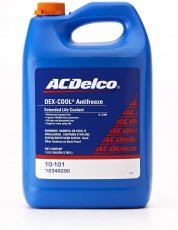 GM ACDelco Dex-Cool Antifreeze Extended Life Coolant Concentrate