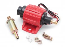 Universal Micro Electric Fuel Pump - 38 GPH / 144 LPH (Gasoline/E85)