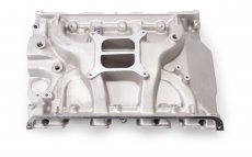 Performer 390 Intake Manifold for Ford FE, Satin Finish