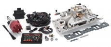 Pro-Flo 4 EFI Traditional 4150-Style Kit #35780 For 1986 & Earlier Chevy SB