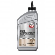 High. Performance Gear oil 80W-90 - 1 quart / 0,946 liter