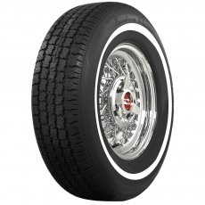 American Classic Radial | 1 Inch Whitewall | 215/75R14