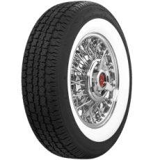 "American Classic 165R15 2 1/4"" Whitewall 86S"