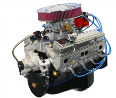 383 430 hp BluePrint Engines Dressed Long Block Crate Engine