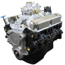 408 375 hp Stroker BluePrint Engines Dressed Long Block Crate Engine