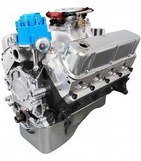 408ci Stroker Crate Engine Longblock with Fuel Injection
