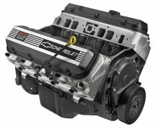 502 502 hp Chevrolet Performance Long Block Crate Engine