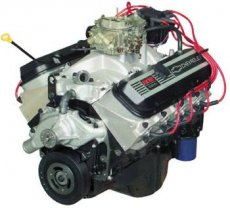 ZZ502 508 hp Chevrolet Performance Long Block Crate Engine