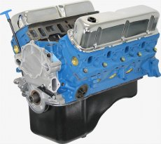 302 300 hp BluePrint Engines Dressed Long Block Crate Engine