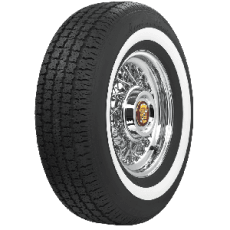 "American Classic P235/75R15 1,6"" Whitewall 104S"