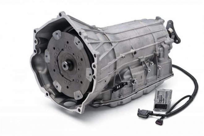SuperMatic™ 8L90-E Transmission for LT4 Crate Engine (slip yoke)