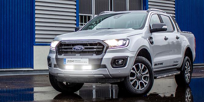 Ford Ranger Tillbehör & Styling
