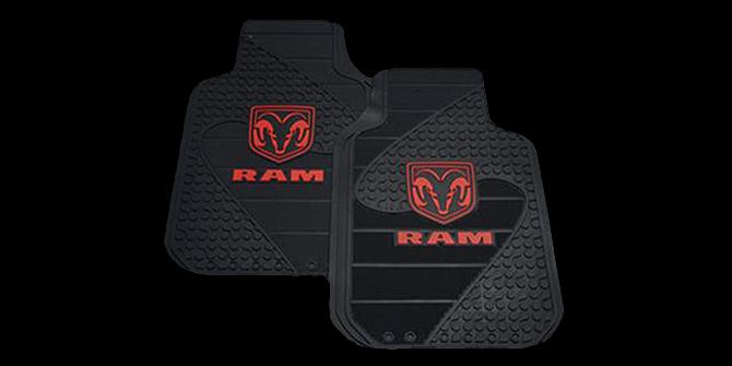 RAM 1500 Mattor