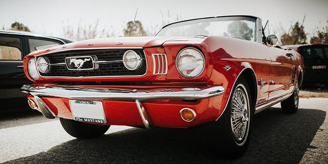 Mustang Tillbehör & Styling
