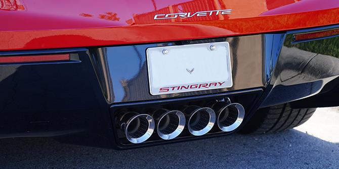 Chevrolet Corvette Performance