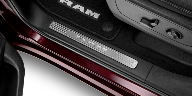 RAM 1500 Styling